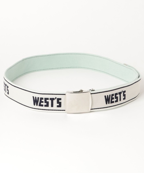 【WESTOVERALLS】ウエストオーバーオールズ WEST'S GI-BELT