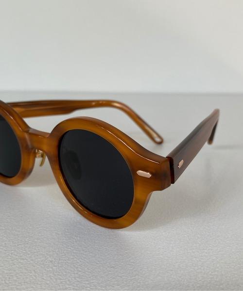 【SANSeLF】round sunglasses sana1