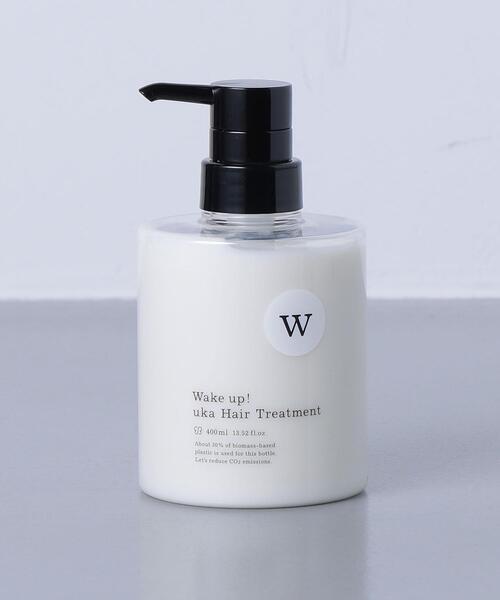 <uka(ウカ)>Hair Treatment Wake up! 400ml