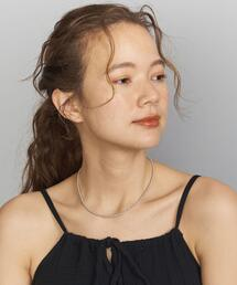<MEXICO SILVER JEWELRY>スモールボールネックレス/SILVER 925