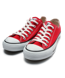 CONVERSE(コンバース)のconverse コンバース ALL STAR OX オールスター OX 3216 RED(US)(スニーカー)