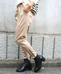 OURET(オーレット)のOURET (オーレット) 裾ZIPパンツ(パンツ)