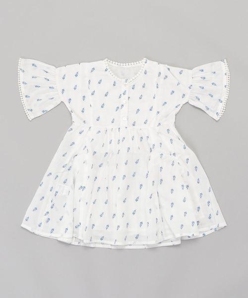 487f10f6956de セール And A KIDS インド綿ドレス(ドレス)|And A(アンドエー)の ...