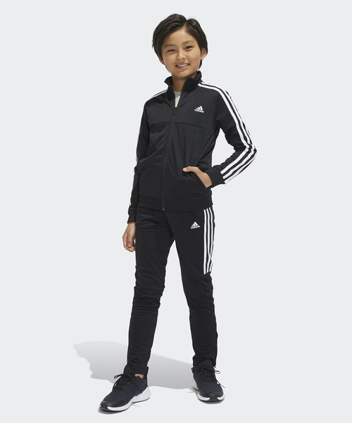 b261fee6ad6103 adidas(アディダス)のTIROジャージ上下セット (裾ジッパー)(ジャージ)