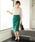 ViS(ビス)の「フラワーレースタイトスカート(スカート)」 詳細画像