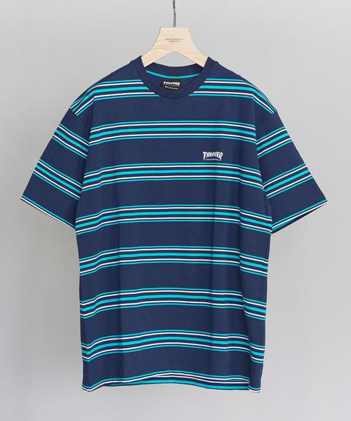 【別注】 <THRASHER> MULTI BOR TEE/Tシャツ