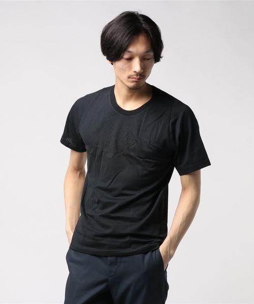 M ID ジャガード Tシャツ