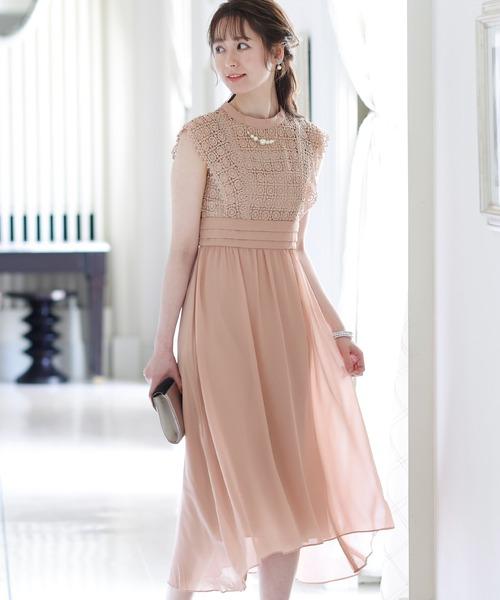 【超安い】 【セール】クロシェレースフィッシュテールドレス・結婚式・お呼ばれワンピース・パーティードレス(ドレス)|PourVous(プールヴー)のファッション通販, やまとショップ:35252c11 --- affiliatehacking.eu.org