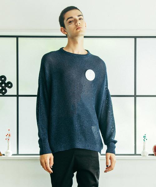 (お得な特別割引価格) 2020春夏 バイアスリネンセーター(ニット/セーター)|STOF(ストフ)のファッション通販, フジバンビ:a8e0130f --- skoda-tmn.ru