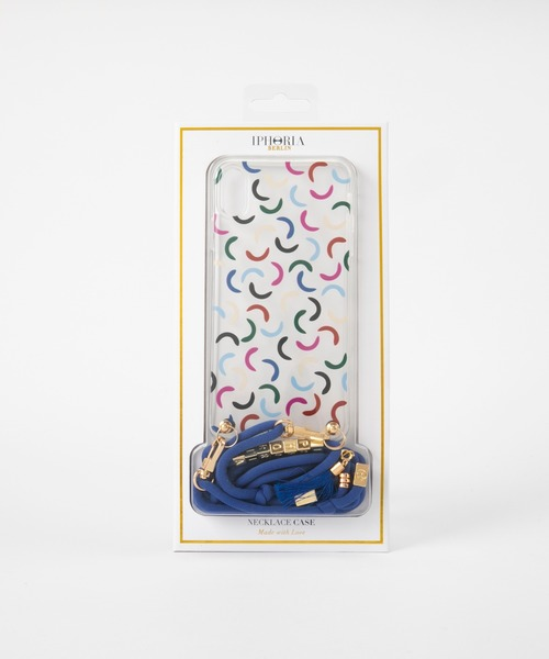 iphoria(アイフォリア)の「【IPHORIA アイフォリア】アイフォンケース ショルダーケース Necklace Case for Apple iPhone XS Max- Necklace case collection(スマホケース/カバー)」|詳細画像