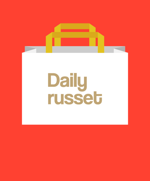 ラシット 福袋 デイリー Daily russet(デイリー