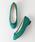 green label relaxing(グリーンレーベルリラクシング)の「◆NFC ラウンド バレエシューズ(1.5cmヒール)(バレエシューズ)」|ケリー
