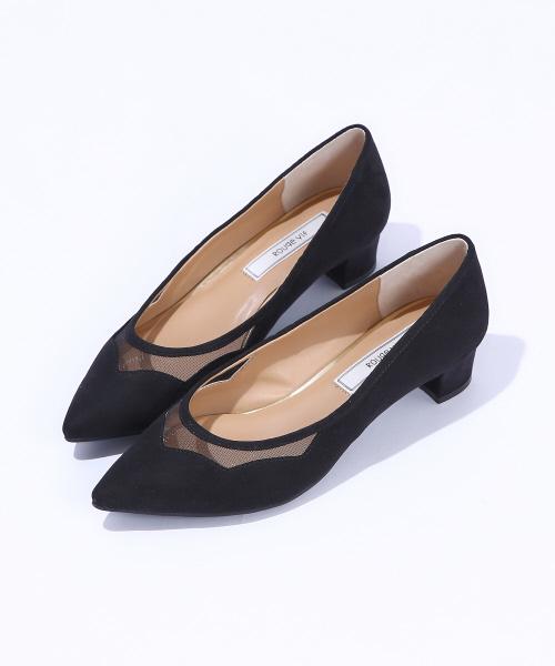 世界の la vifサークルカットパンプス(パンプス)|Rouge vif(ルージュヴィフ)のファッション通販, アウトレットニュージャパン:2c08ffc0 --- blog.buypower.ng
