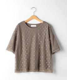 CFC チュールコンビ Tシャツ