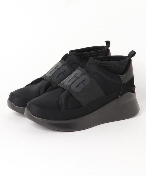 新しい季節 UGG Neutra Neutra Sneaker (BLACK/BLACK)(スニーカー) UGG,アグ,CHAPTER|UGG(アグ)のファッション通販, 神戸ミニアチュール:e6dbd23a --- icsbestway.ru