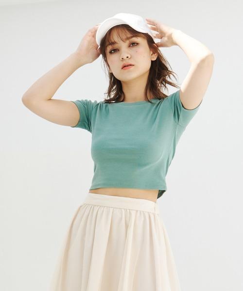 スモールロゴベーシックTシャツ