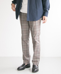 URBAN RESEARCH(アーバンリサーチ)のcheck slim trouser(パンツ)