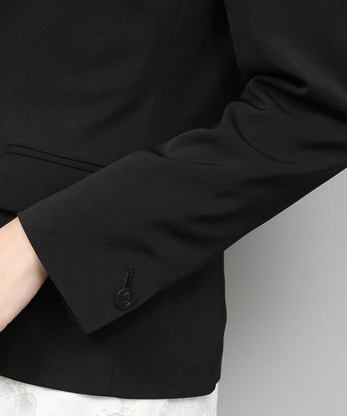 【NOIE(ノイエ)】【セットアップ対応】ストレッチテーラードジャケット