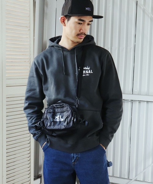 【MEI/メイ】SCRAMBLER NYLON WAIST BAG