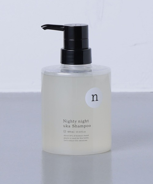 <uka(ウカ)>Shampoo Nighty night 400ml