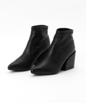 SLY | POINTED ストレッチ SHORT BOOTS(ブーツ)