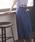 Lee(リー)の「【Lee×ViS】デニムタイトロングスカート(デニムスカート)」|ブルー系その他4