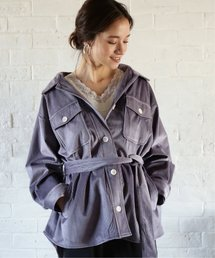 frames RAY CASSIN(フレームスレイカズン)の【WEB限定】コーデュロイCPOシャツジャケット(ブルゾン)
