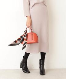 N.(N. Natural Beauty Basic)(エヌエヌナチュラルビューティーベーシック)の◆ニットセットアップスカート(スカート)