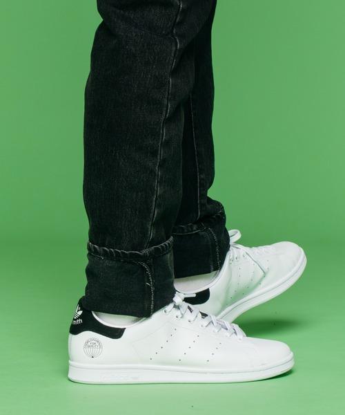 雑誌で紹介された スタンスミス adidas [STAN SMITH] [STAN アディダスオリジナルス(スニーカー) SMITH] adidas(アディダス)のファッション通販, 棚倉町:dc0aab03 --- wiratourjogja.com