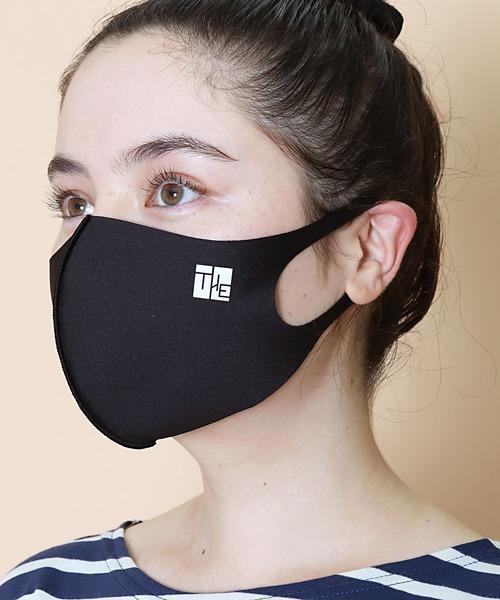 【 THE BAREFOOT / ベアフット 】THE BAREFOOT オリジナル 立体マスク