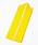 ふりふ(フリフ)の「重ね衿(金裏)(和装小物)」|レモンイエロー
