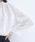 merlot plus(メルロープリュス)の「シフォンフラワードット刺繍ギャザーネックブラウス1029(シャツ/ブラウス)」 詳細画像