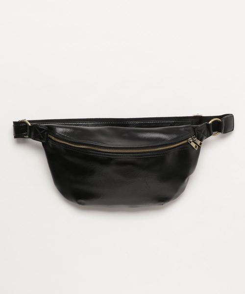 F&D : Middle Round Shoulder Bag