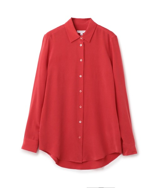 EQUIPMENT ドレスシャツ