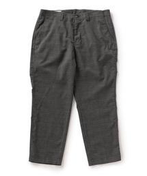 UNITED ARROWS & SONS(ユナイテッドアローズ&サンズ)TR CHECK PANTS