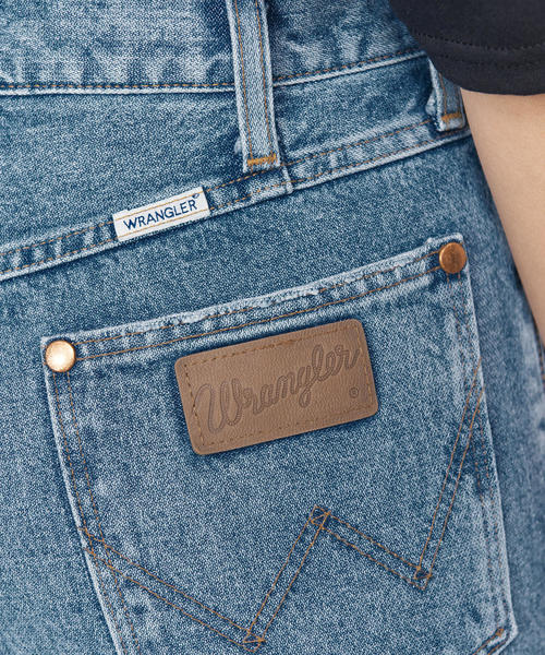 <Wrangler>JANE フレアデニムパンツ