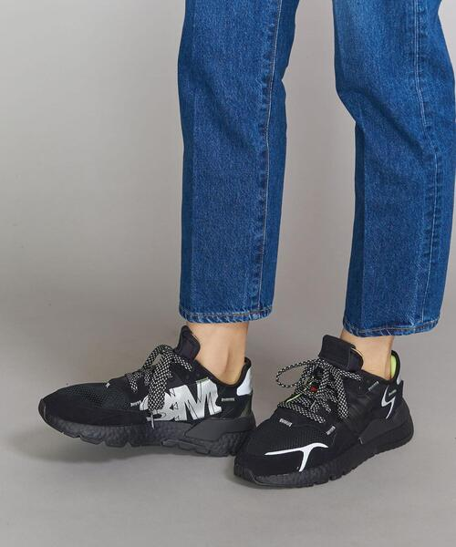 <adidas Originals(アディダス)>NITE JOGGER スニーカー ο