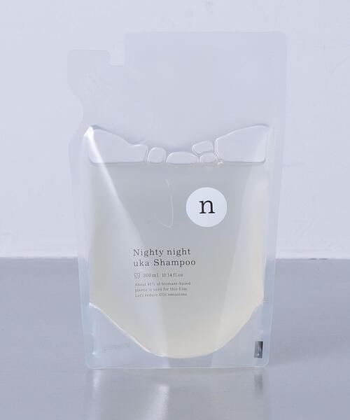 <uka(ウカ)>Shampoo Nighty night Refill 300ml
