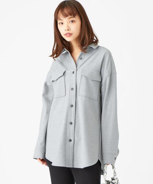 SMF T/R ビッグシャツ