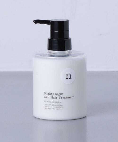 <uka(ウカ)>Hair Treatment Nighty night 400ml