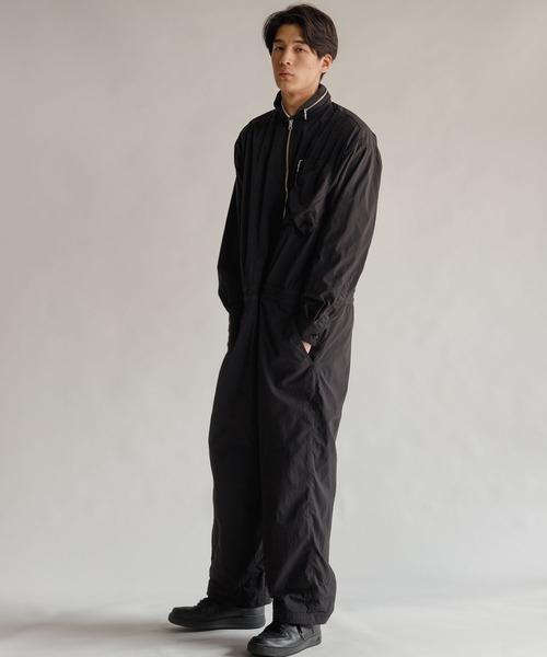 【ユニセックスアイテム】REBIRTH PROJECT/リバースプロジェクト 【GNB/ジーエヌビー】ジャンプスーツ