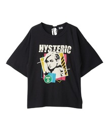 HYS NIGHT AND DAY Tシャツブラック