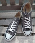 CONVERSE | converse コンバース CANVAS_ALL_STAR_OX キャンバス オールスター OX 32166751 CHARCOAL(スニーカー)