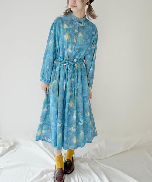 大割引 木は鳥を抱き あなたは私の腕の中。 ワンピース(シャツワンピース)|haupia(ハウピア)のファッション通販, オオタマムラ:ed17024d --- svarogday.com