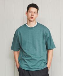 <H>CREW NECK T-SHIRT/Tシャツ