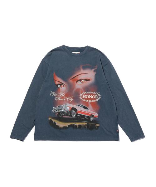 <HONOR THE GIFT> FEMME FATALE LS/Tシャツ