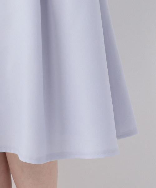 MISCH MASCH(ミッシュマッシュ)の「前ポケットフレアスカート(スカート)」 詳細画像