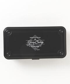 【 ゆるキャン△ × TOYO STEEL 】tool box ゆるキャン△ ツールボックスS T-190 東洋スチール ACR