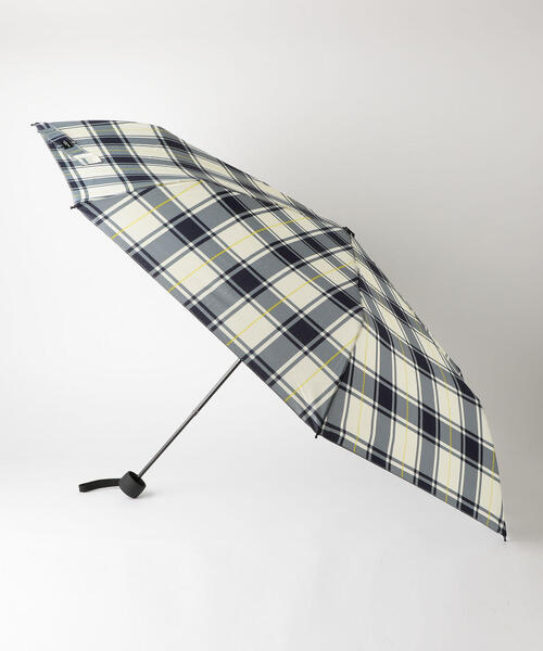SC GLR ラインチェック アンブレラ 折りたたみ傘