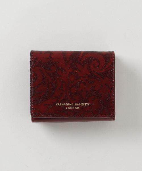 FANTASY TRIFOLD WALLET (WOMENS) / ファンタジー 三つ折り札入れ